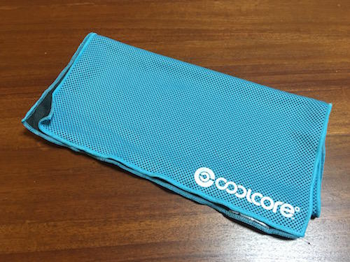 COOLCORE SUPER COOLING TOWEL